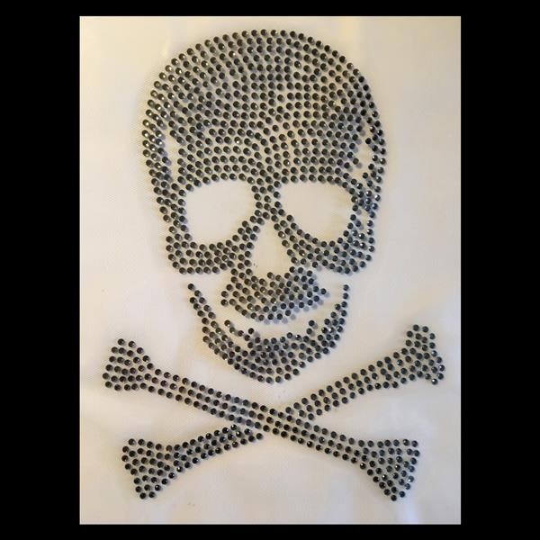 Skull M smoke SS10