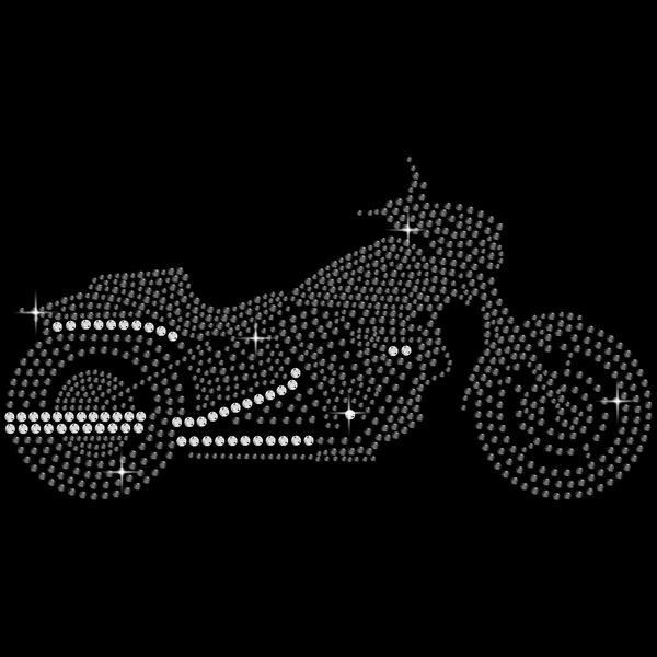 Strassmotiv - Motorrad