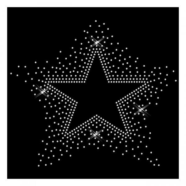 Strassmotiv - großer Stern