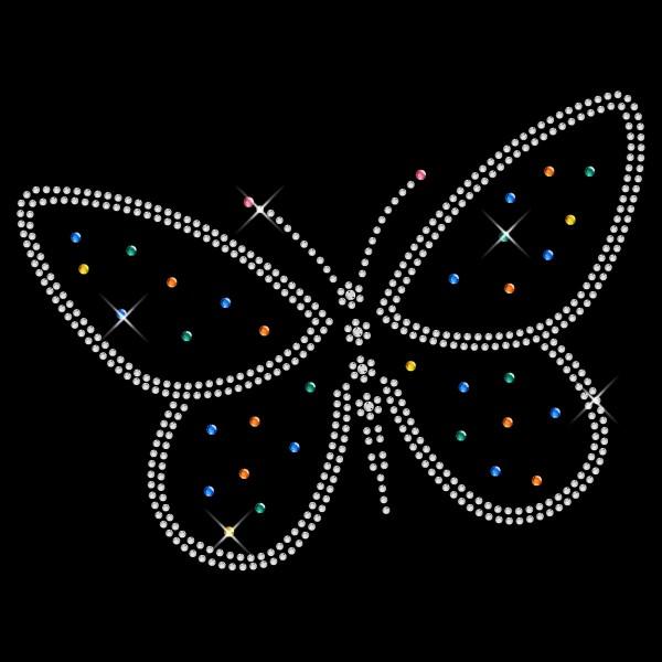 Strassmotiv - Butterfly - Schmetterling