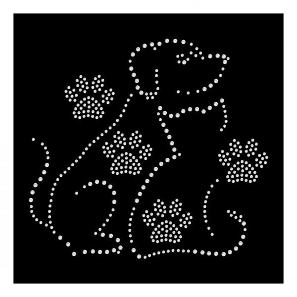 Strassmotiv - Hund und Katze