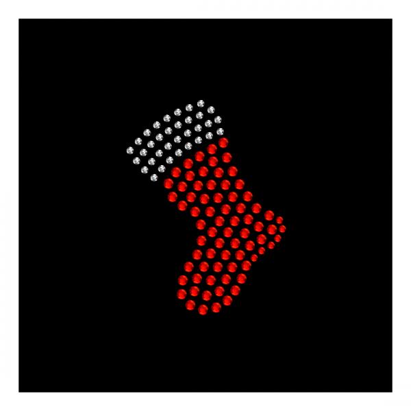 Strassmotiv - kleiner Nikolausstiefel