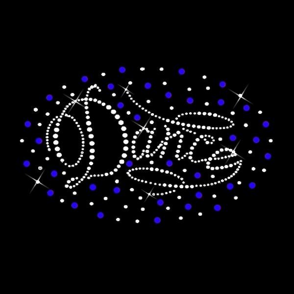 Strassmotiv - Dance blue