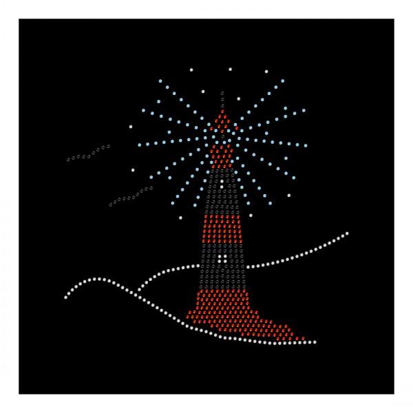 Strassmotiv - Leuchtturm