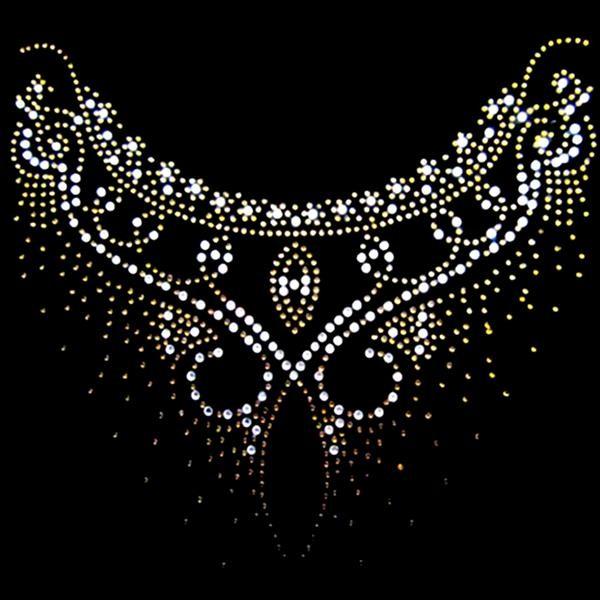 Motiv Orient gold/crystal