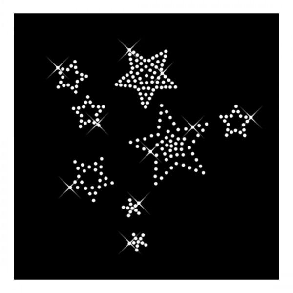 Strassmotiv - Sternenhimmel