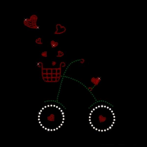 Nostalgie-Fahrrad