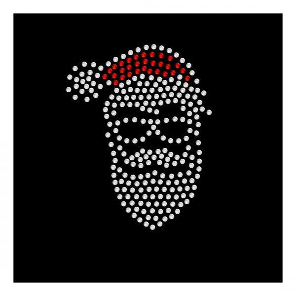 Strassmotiv - Weihnachtsmann