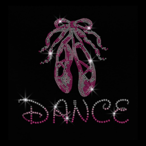 Ballett Dance Rhinestud